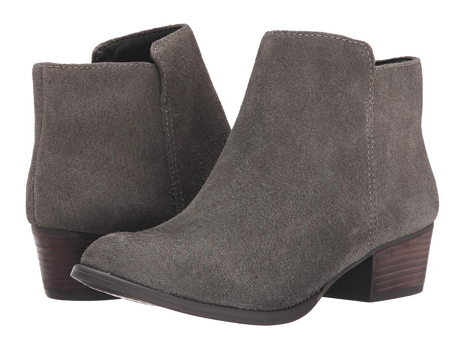 Jessica Simpson - Delaine (Gnocci Grey Split Suede) Women's Boots