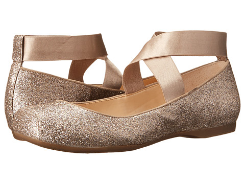 Jessica Simpson - Mandalaye (Soft Gold) Women's Shoes