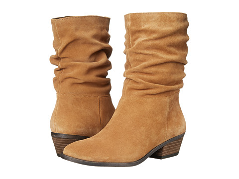 Jessica Simpson - Gilford (Dakota Tan Split Suede) Women's Boots