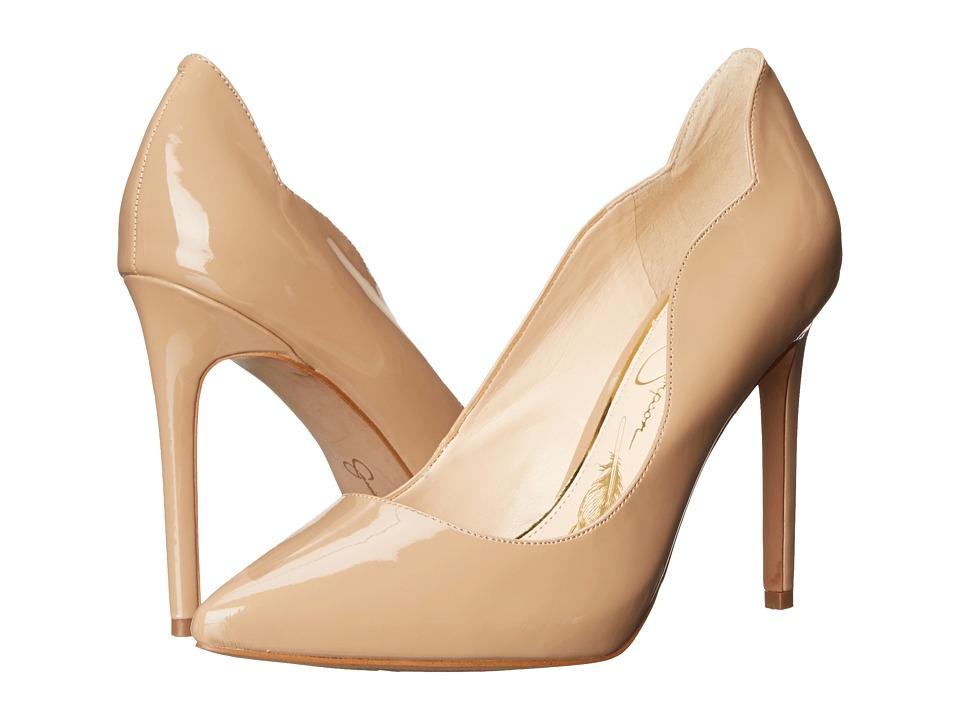 Jessica Simpson - Pixy (Nude Patent) High Heels