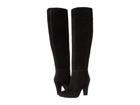 Jessica Simpson - Ference (Black Split Suede) Women's Boots