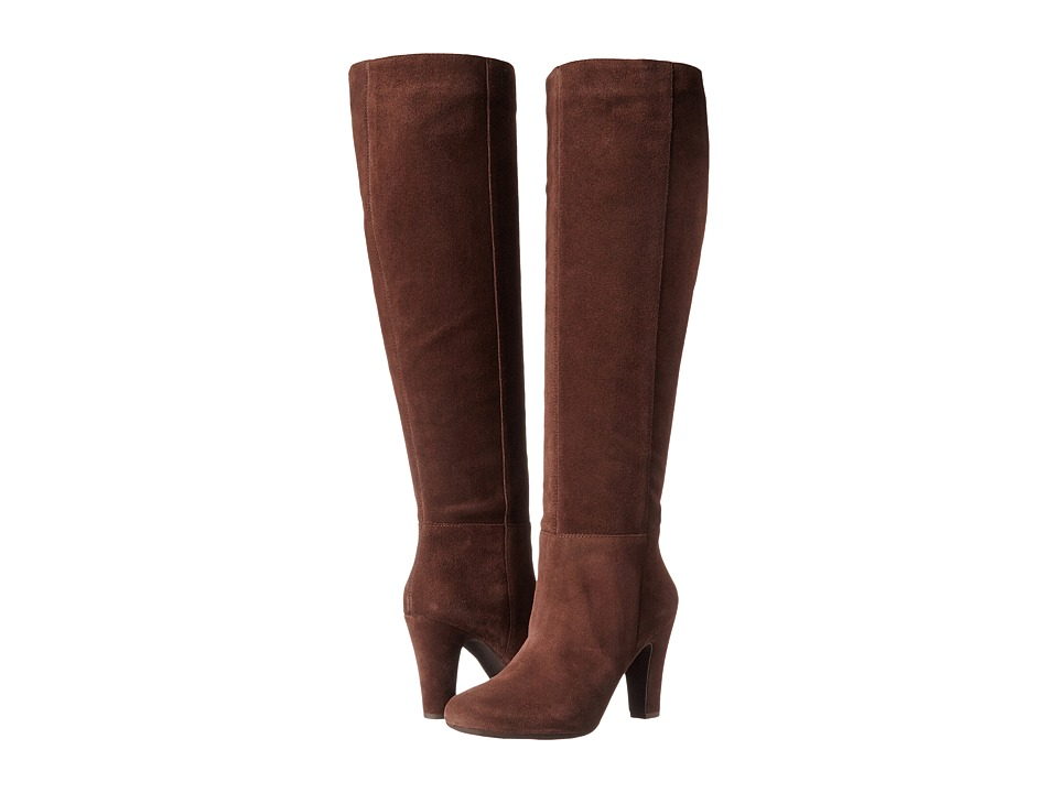 Jessica Simpson - Ference (Hot Chocolate Split Suede) Women's Boots