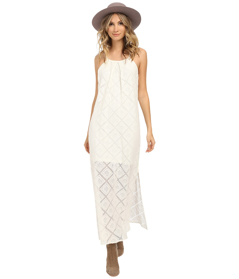Roxy - Gypsea Treasures Maxi Dress (Sea Spray) Women