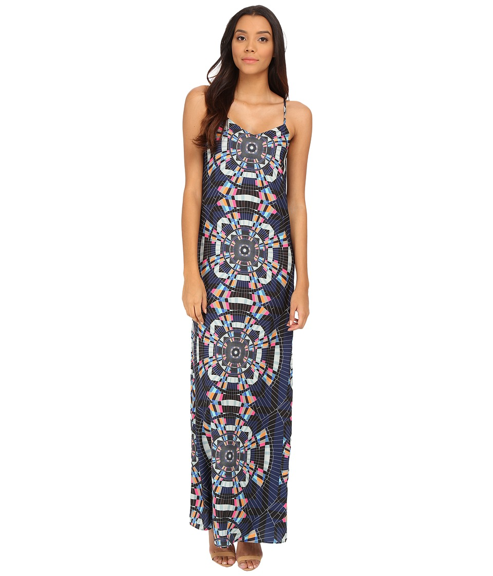 Mara Hoffman - CDC Sleevless Maxi Dress (Tesselate Navy) Women's Dress