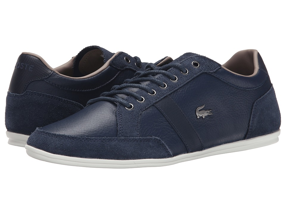 Lacoste - Alisos 23 (Navy) Men's Shoes
