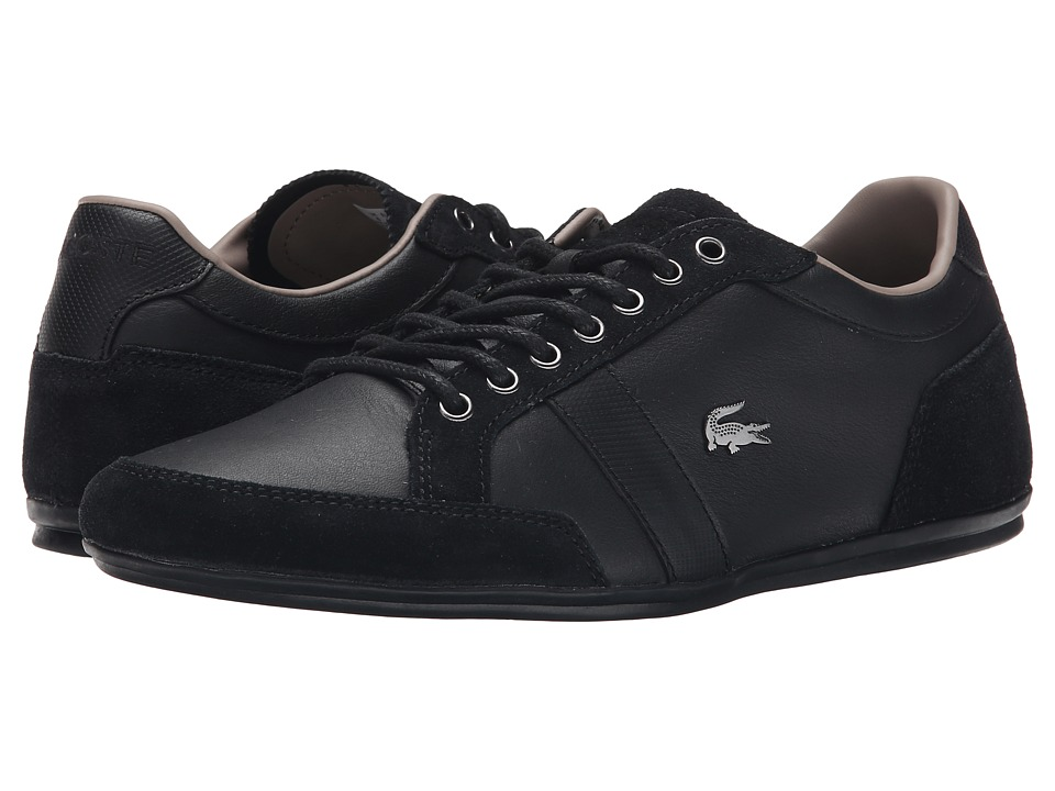 Lacoste - Alisos 23 (Black) Men's Shoes