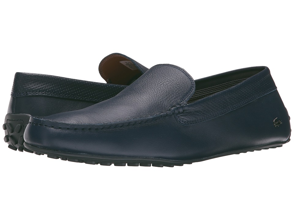Lacoste - Bonand 3 (Dark Blue/Dark Blue) Men's Shoes
