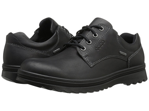 ECCO - Darren (Black) Men's Shoes