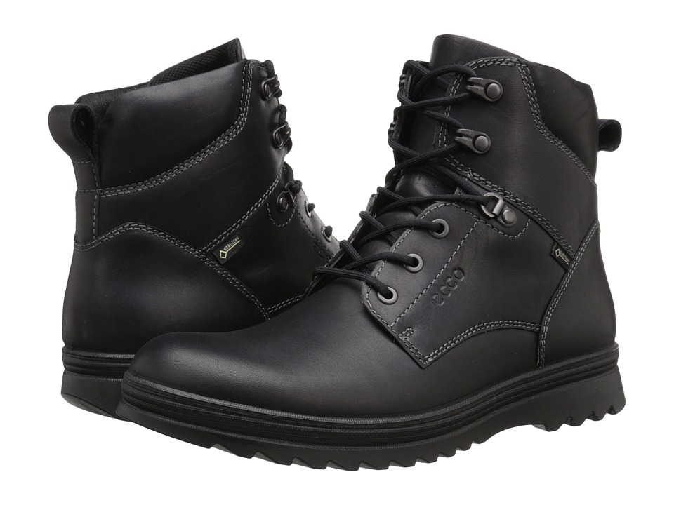 ECCO - Darren High (Black) Men's Shoes