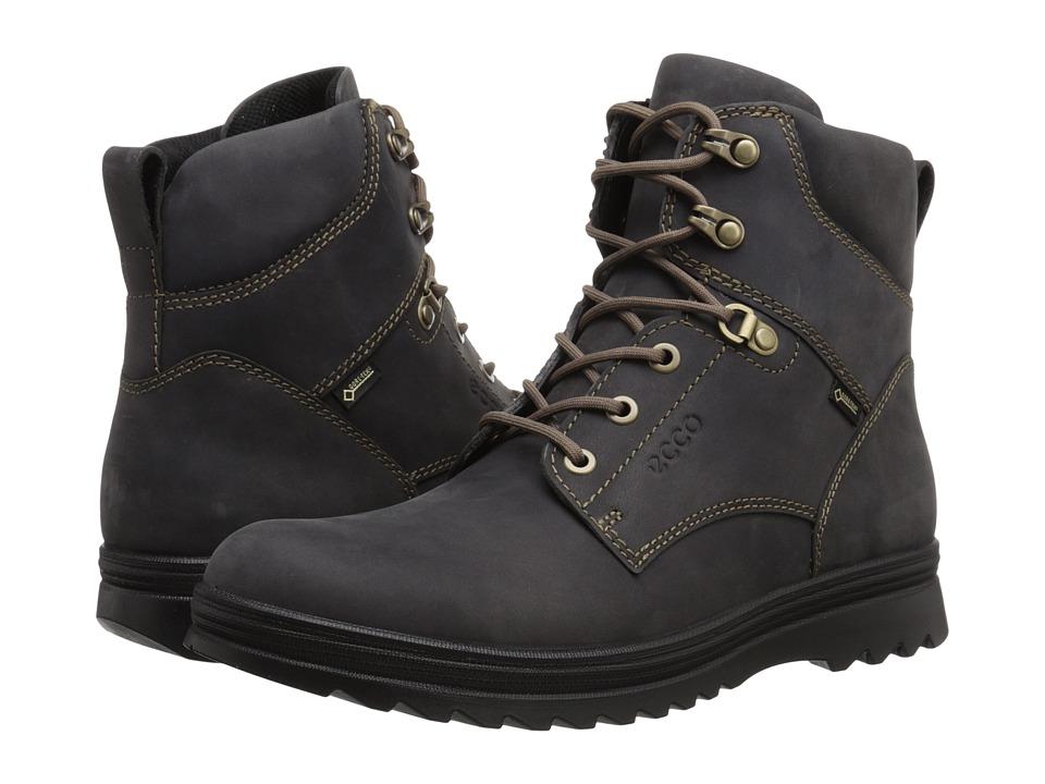 ECCO - Darren High (Moonless) Men's Shoes