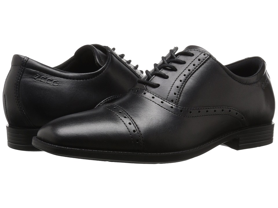 ECCO - Edinburgh (Black) Men
