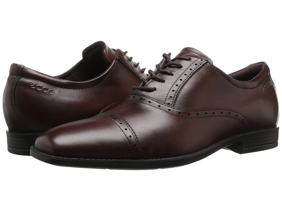 ECCO - Edinburgh (Mink) Men's Shoes