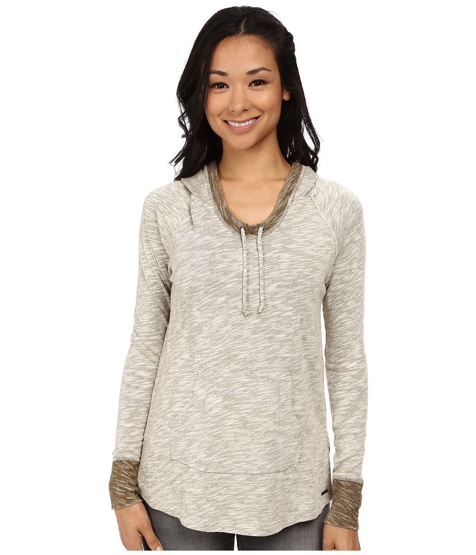 Roxy - Weekend Escape Hoodie (Military Olive) Women's Clothing