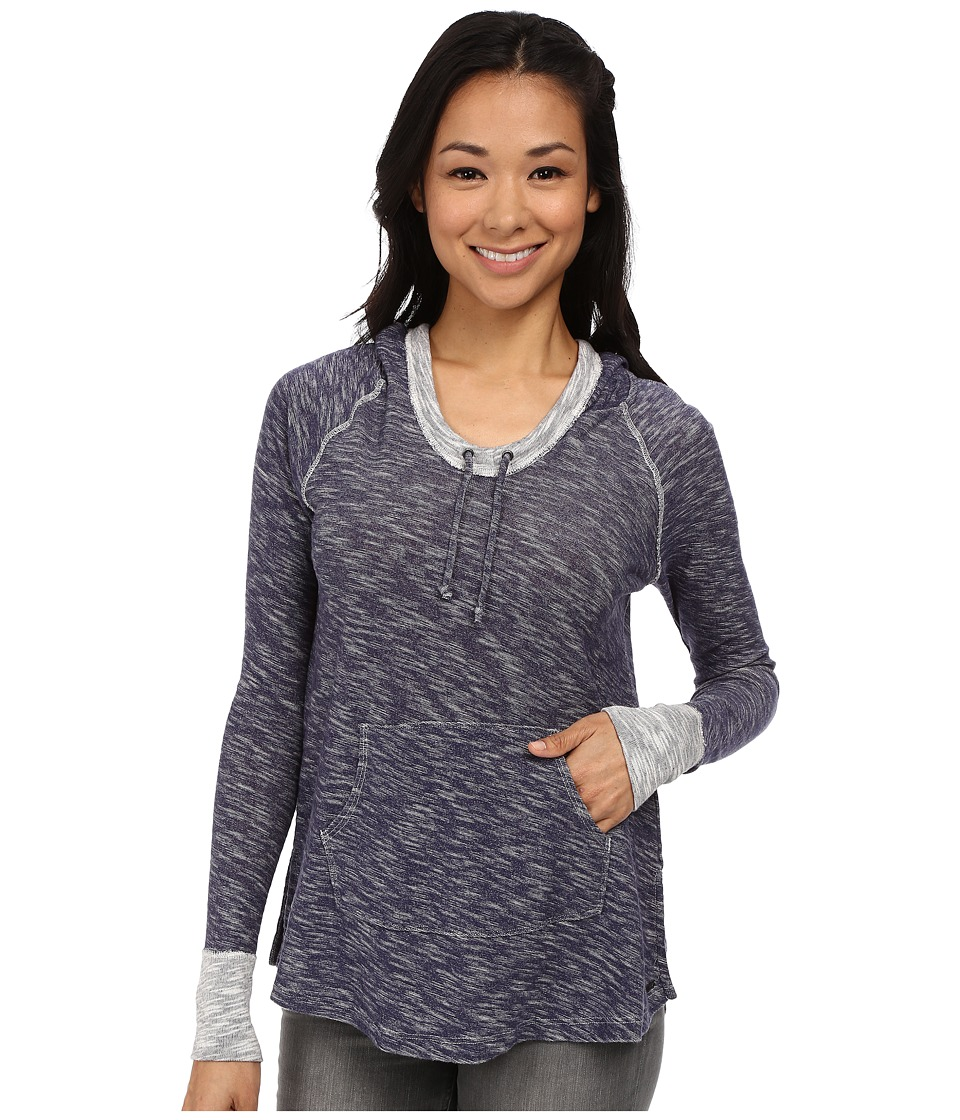 Roxy - Weekend Escape Hoodie (Eclipse) Women's Clothing