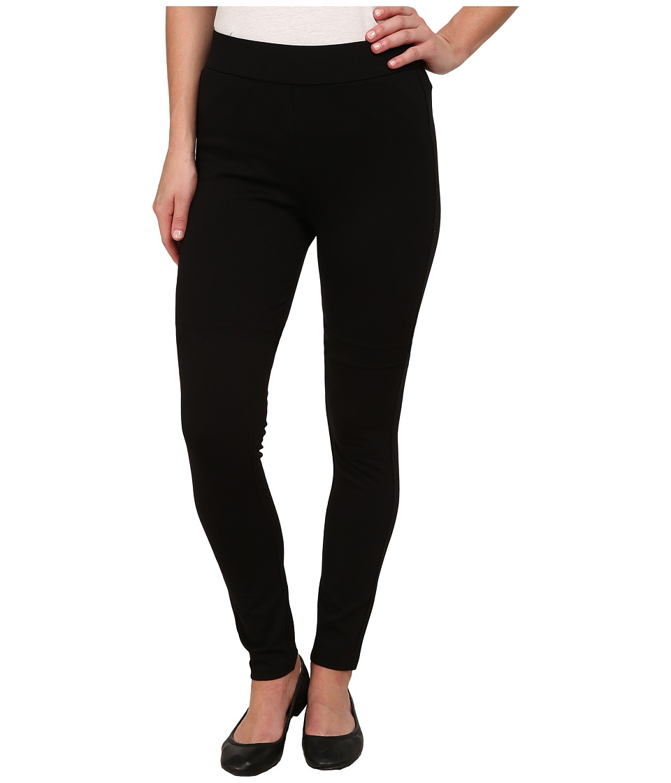 Bobeau - Ponte Leggings (Black) Women's Casual Pants