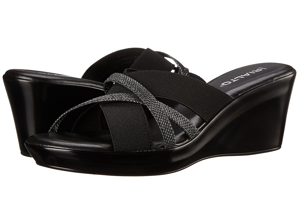 Rialto - Daisy (Black) Women's Shoes