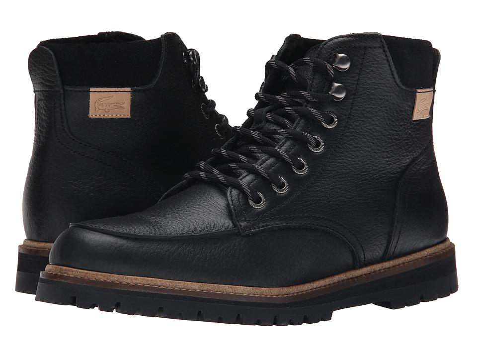 Lacoste Montbard Boot 2 (Black) Men