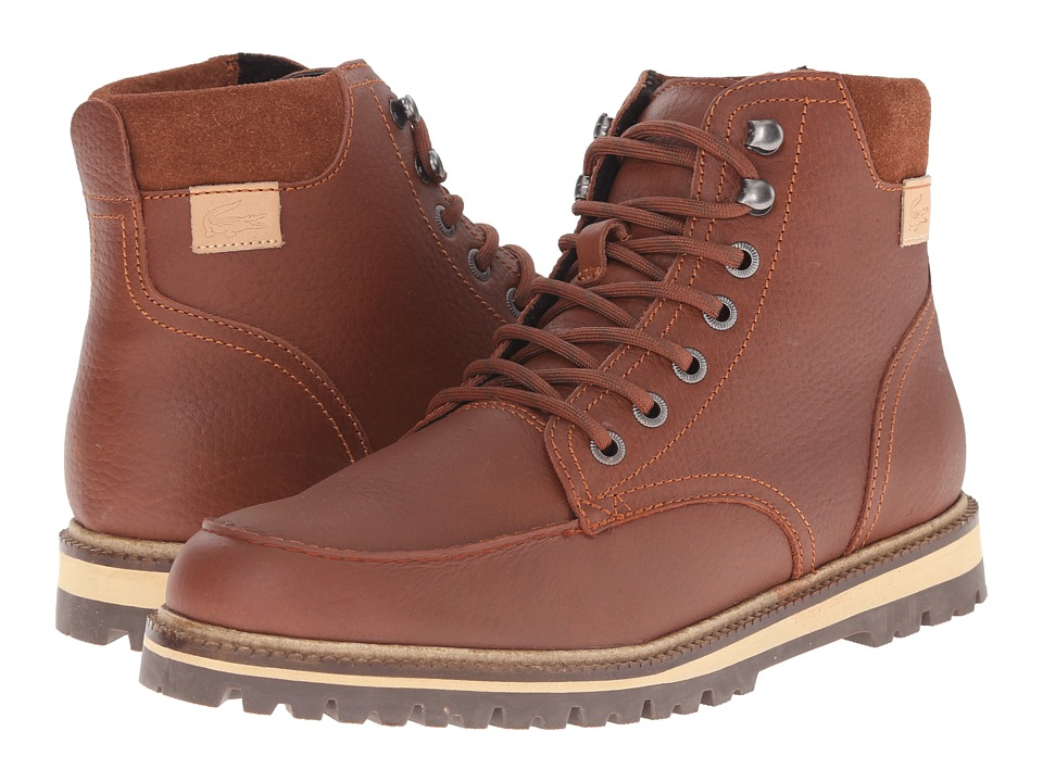 Lacoste - Montbard Boot 2 (Tan) Men