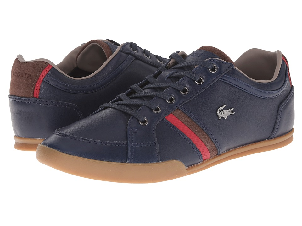 Lacoste - Rayford 10 (Navy) Men's Shoes