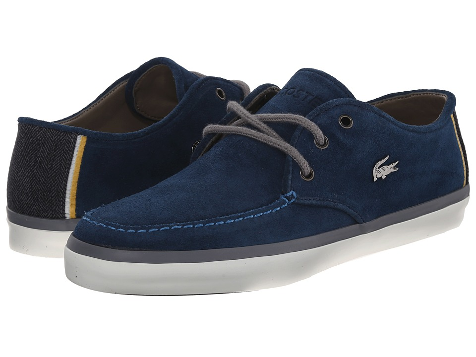 Lacoste - Sevrin 10 (Navy) Men's Shoes