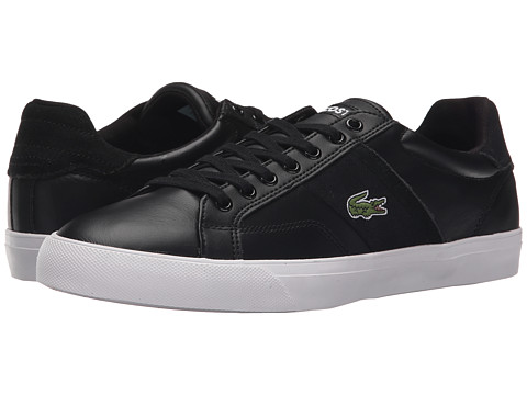 Lacoste - Fairlead Snm2 (Black/Black) Men