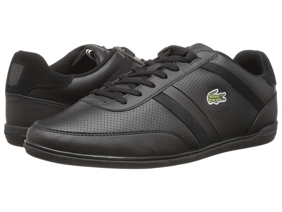 Lacoste - Giron Snm (Black/Black) Men