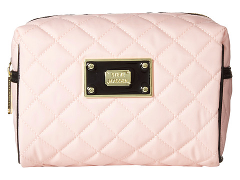Steve Madden - Cosmetic Loaf Bag (Blush) Cosmetic Case