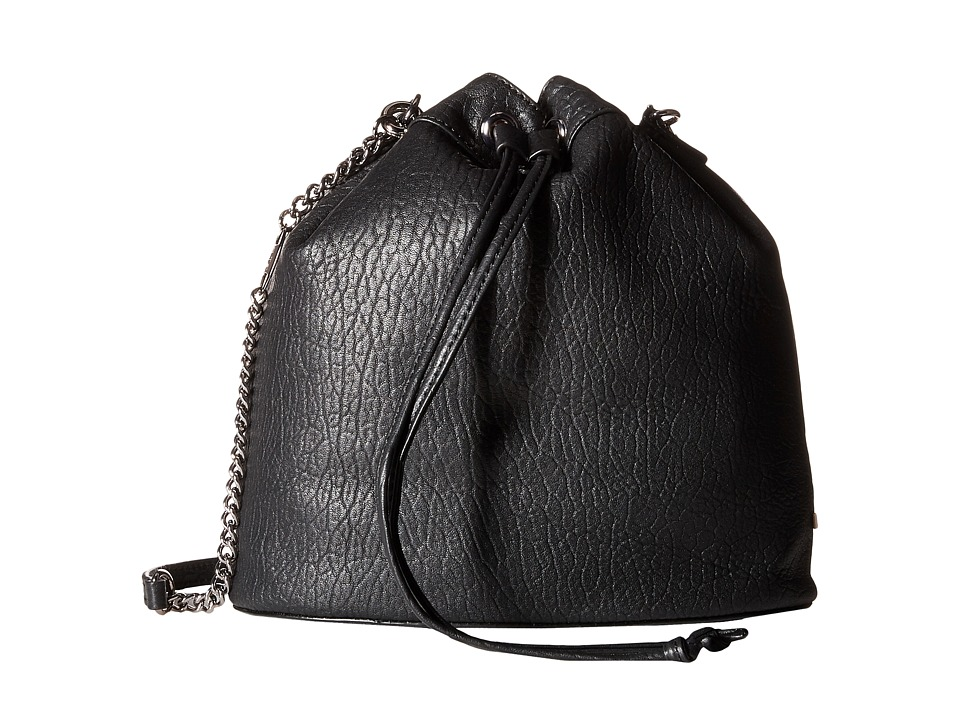 SJP by Sarah Jessica Parker - Madison (Black Bubble) Shoulder Handbags