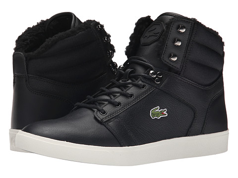 Lacoste - Orelle Put (Black/Black) Men's Shoes