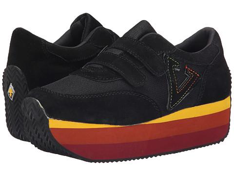 VOLATILE - Sunset (Black) Women's Shoes