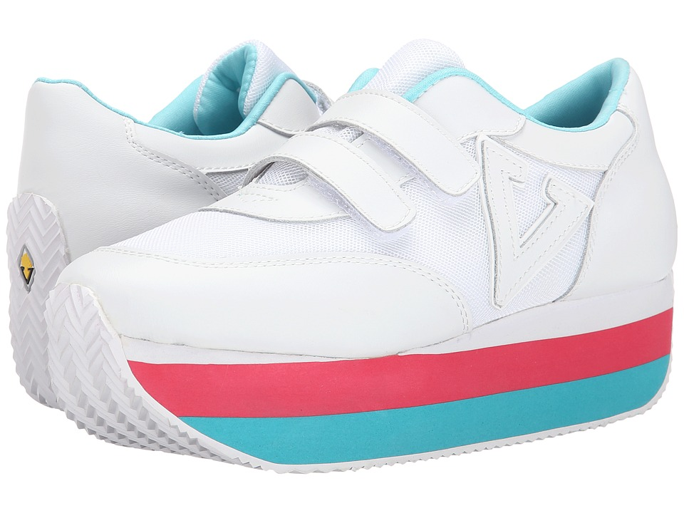 VOLATILE - Sunset (White) Women's Shoes
