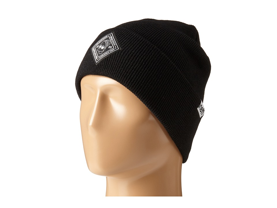 Neff - Since 1989 Beanie (Little Kid/Big Kid) (Black) Beanies