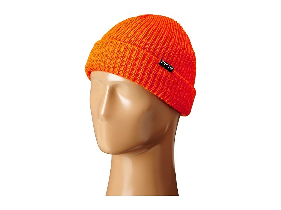 HUF - Usual Beanie (Orange) Beanies