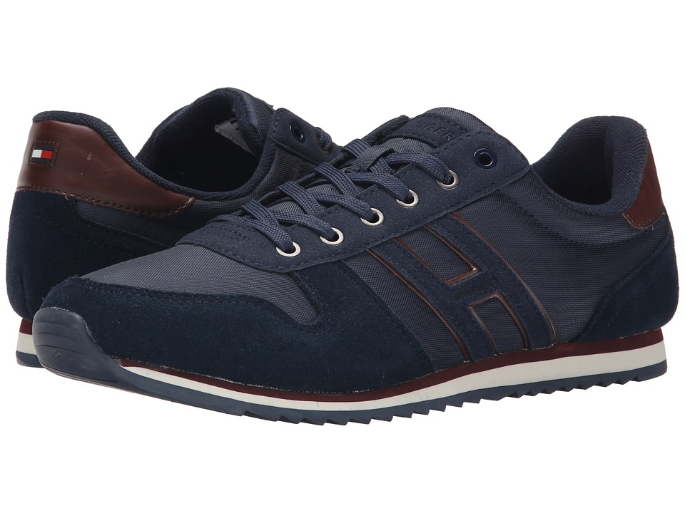 Tommy Hilfiger - Falo (Navy) Men's Lace up casual Shoes