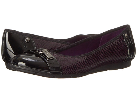 Anne Klein - Able (Purple) Women's Slip on Shoes