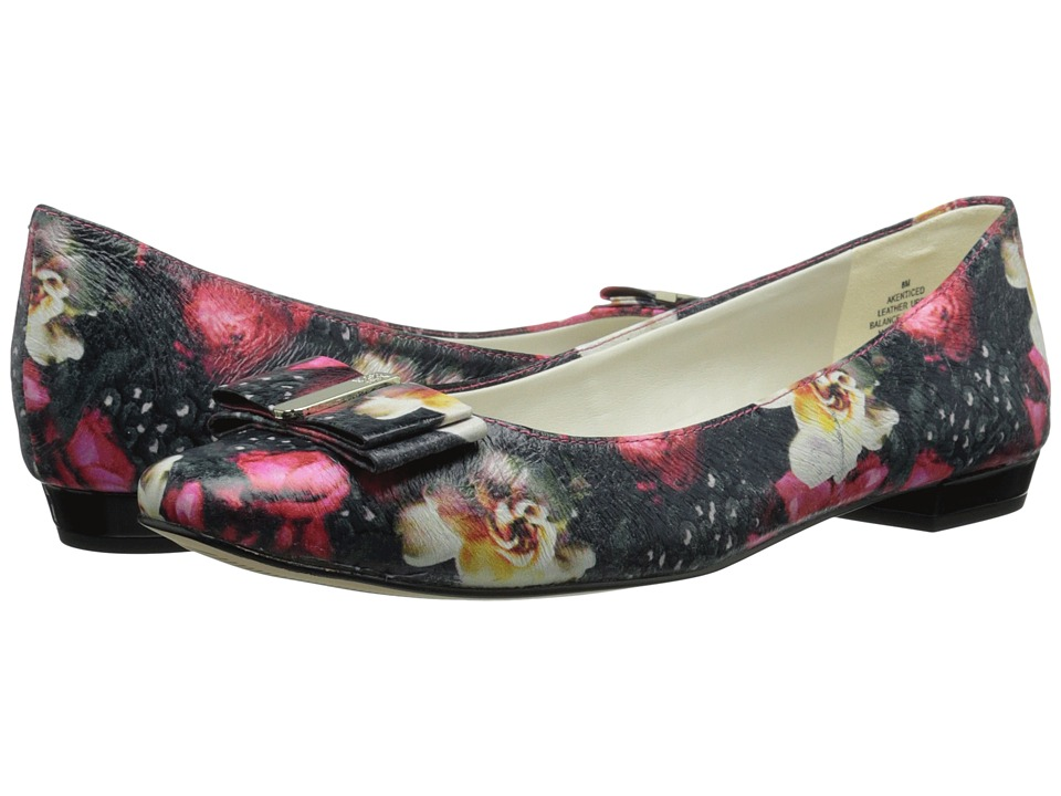Anne Klein Enticed (Floral Leather) Women