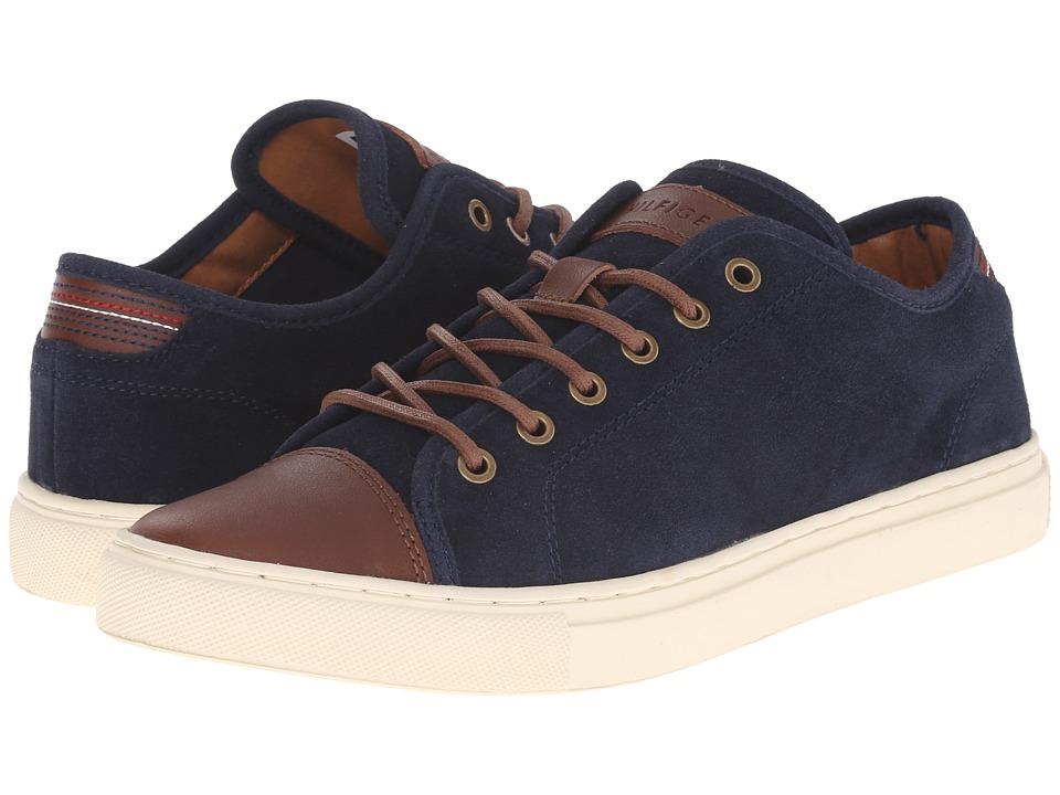 Tommy Hilfiger - Manson (Blue) Men's Lace up casual Shoes