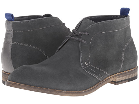 GUESS - Edmond (Stone) Men's Lace-up Boots