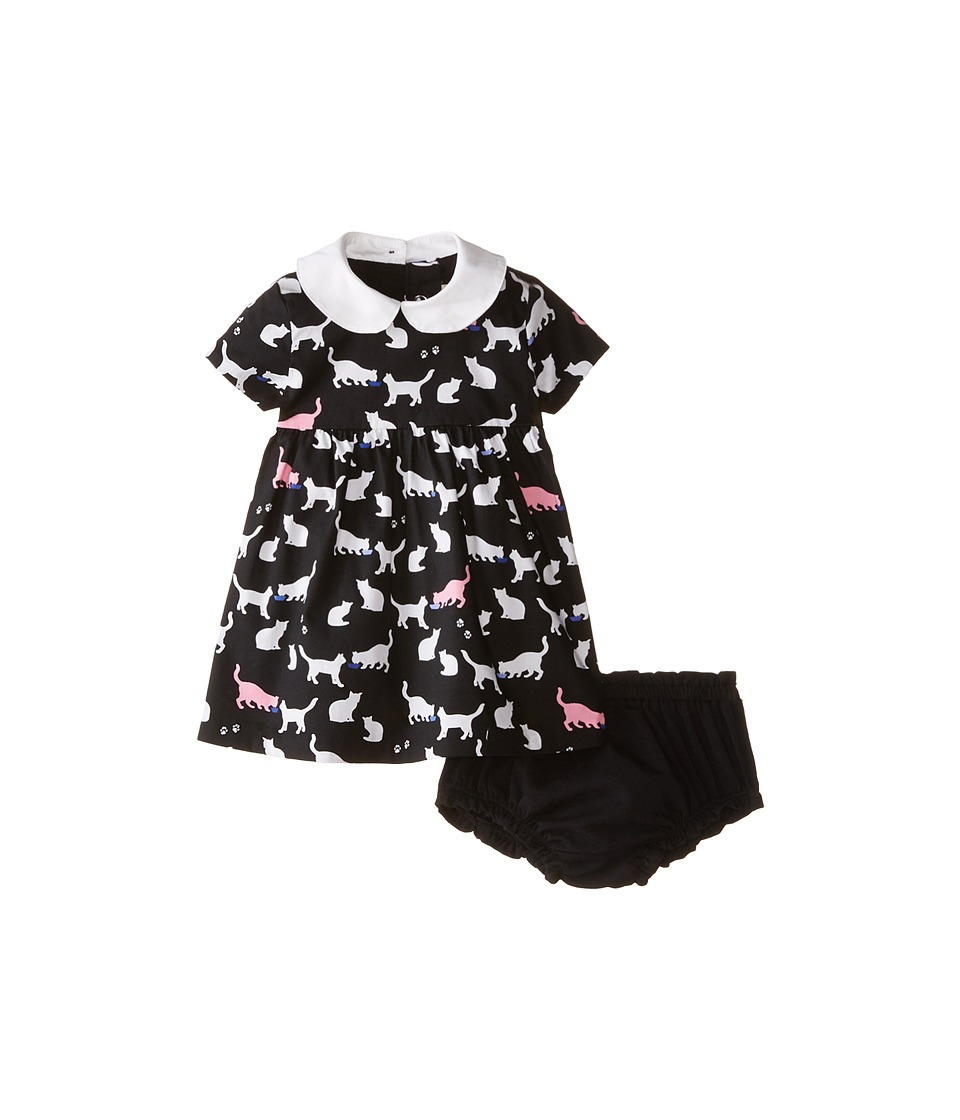 Kate Spade New York Kids - Kimberly Dress (Infant) (Cat Print) Girl's Dress