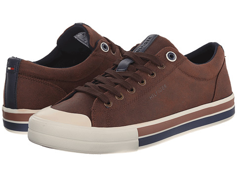 Tommy Hilfiger - Reno 2 (Cognac) Men's Lace up casual Shoes