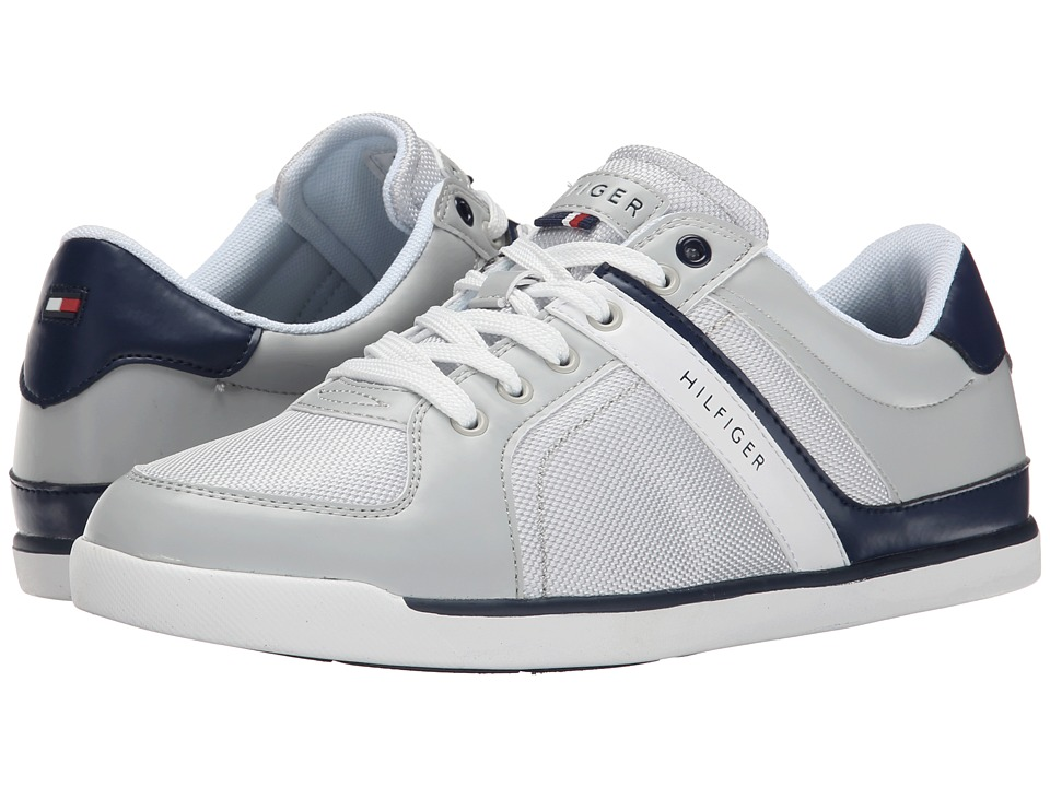 Tommy Hilfiger - Winslow (Grey) Men's Lace up casual Shoes