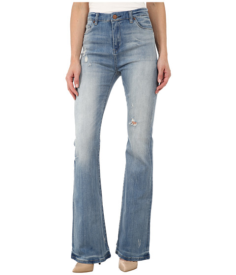 Blank NYC - Denim Flare in Blue (Blue) Women's Jeans