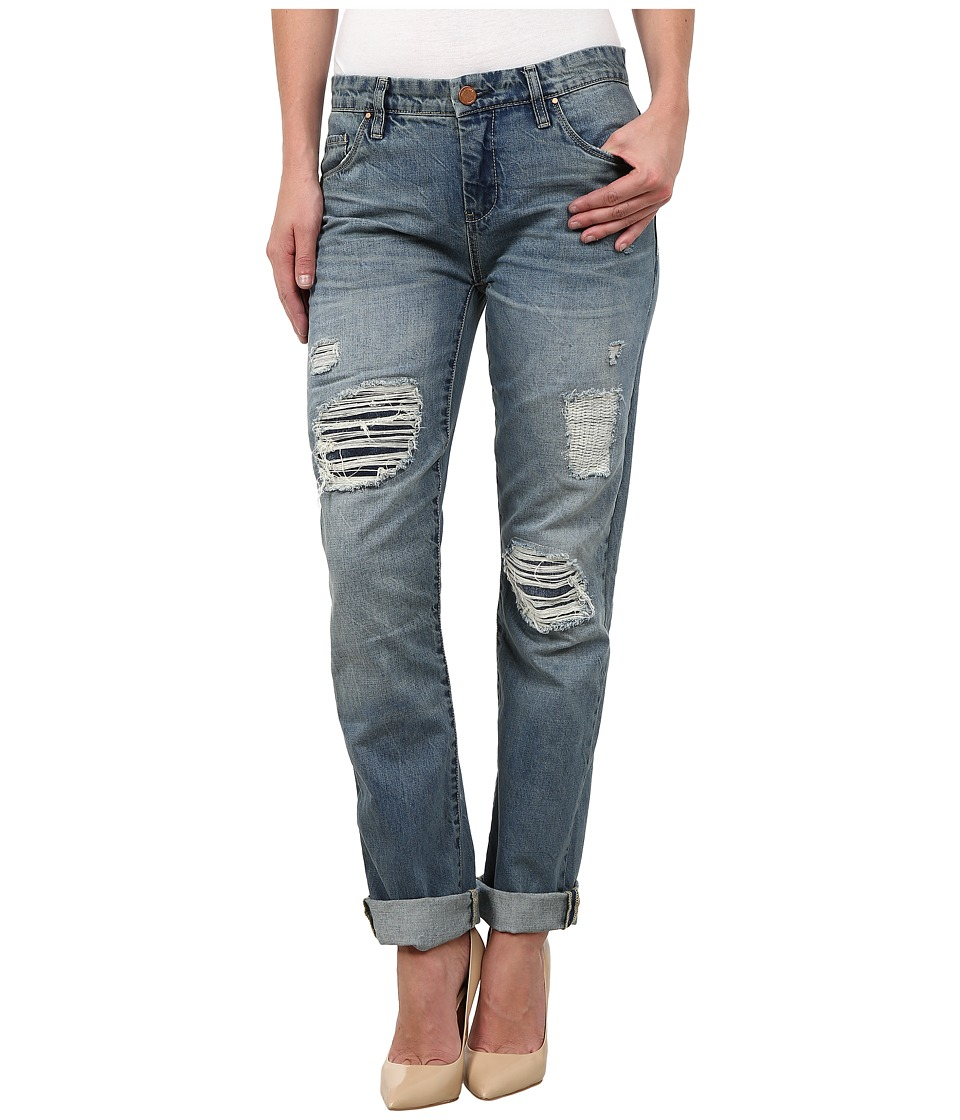 Blank NYC - Boyfriend in Blue (Blue) Women's Jeans
