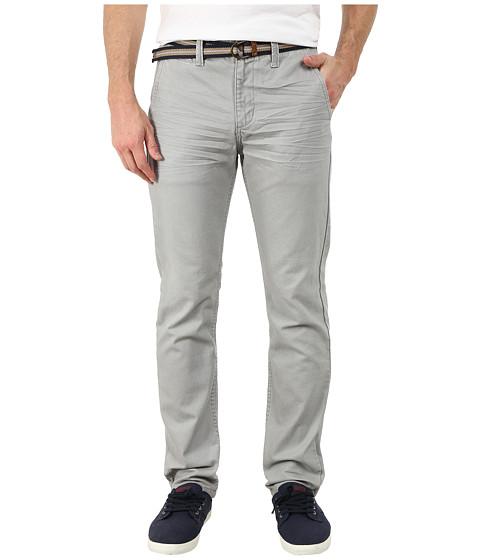 U.S. POLO ASSN. - Slim Fit Canvas Pants (Foundation Grey) Men