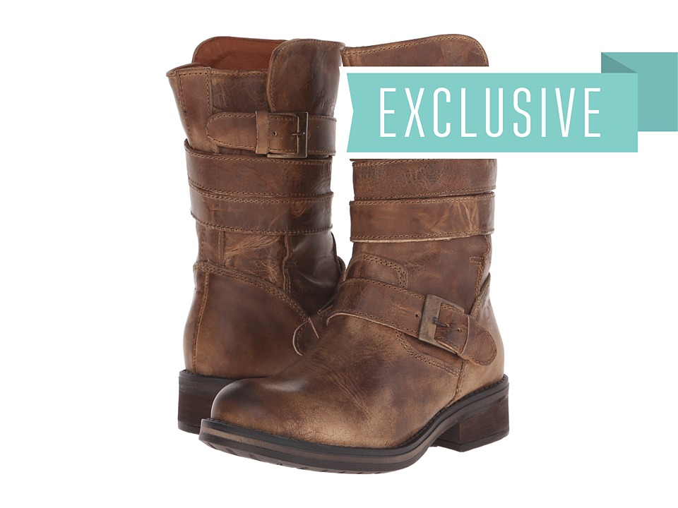 Steve Madden - Exclusive - Kindell (Tan Leather) Women's Pull-on Boots