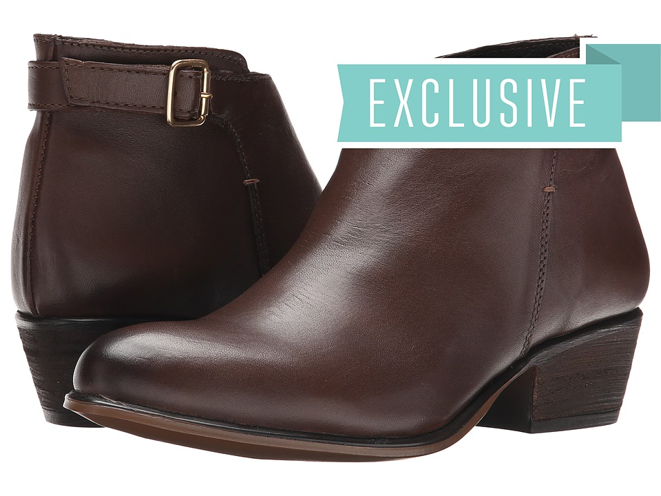 Steve Madden - Exclusive - Neonee (Brown Leather) Women