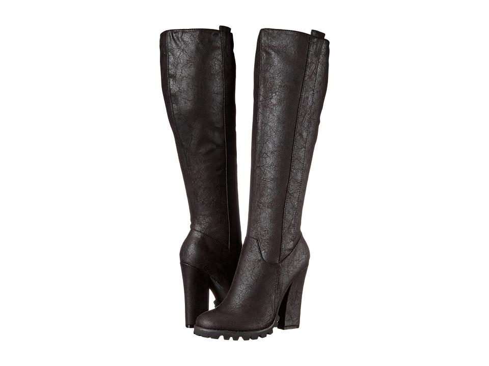 Michael Antonio - Bjorn (Black) Women's Pull-on Boots
