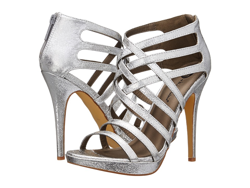 Michael Antonio - Thorstein - Metallic (Silver) High Heels