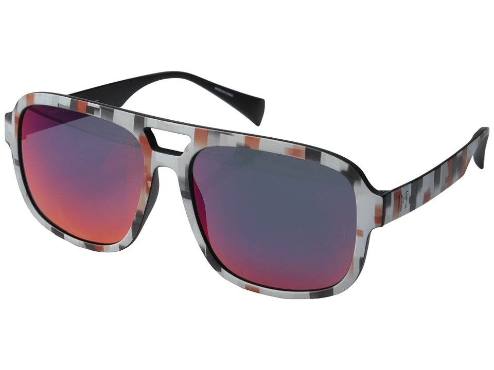 Italia Independent - IS003 (Camoshaded Orange) Fashion Sunglasses
