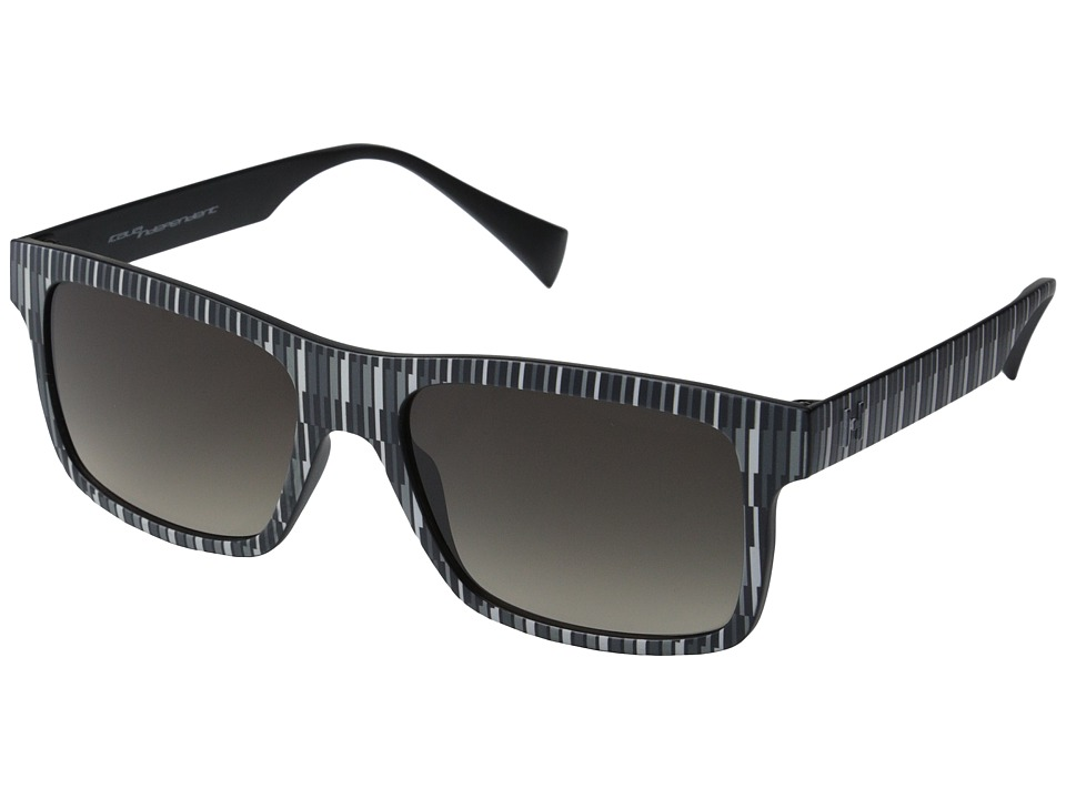 Italia Independent - IS001 (Piano Grey) Fashion Sunglasses
